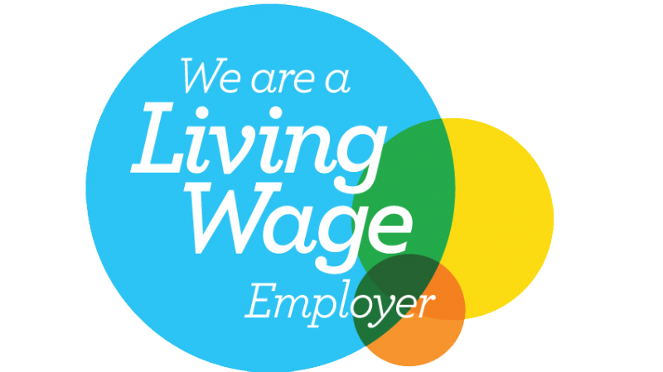 Living Wage Foundation Accredited Employer Logo