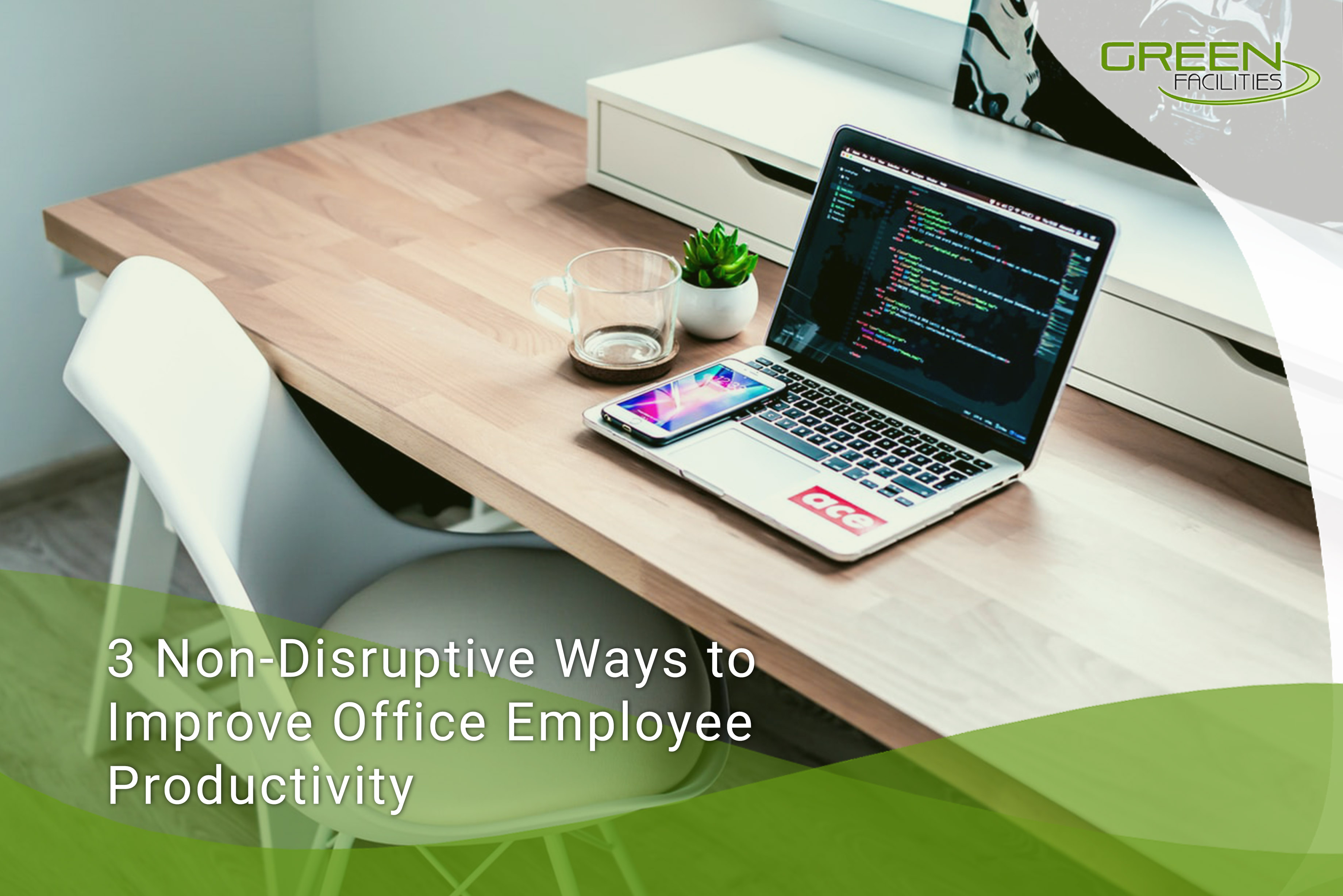 3 Non-Disruptive Ways to Improve Office Employee Productivity