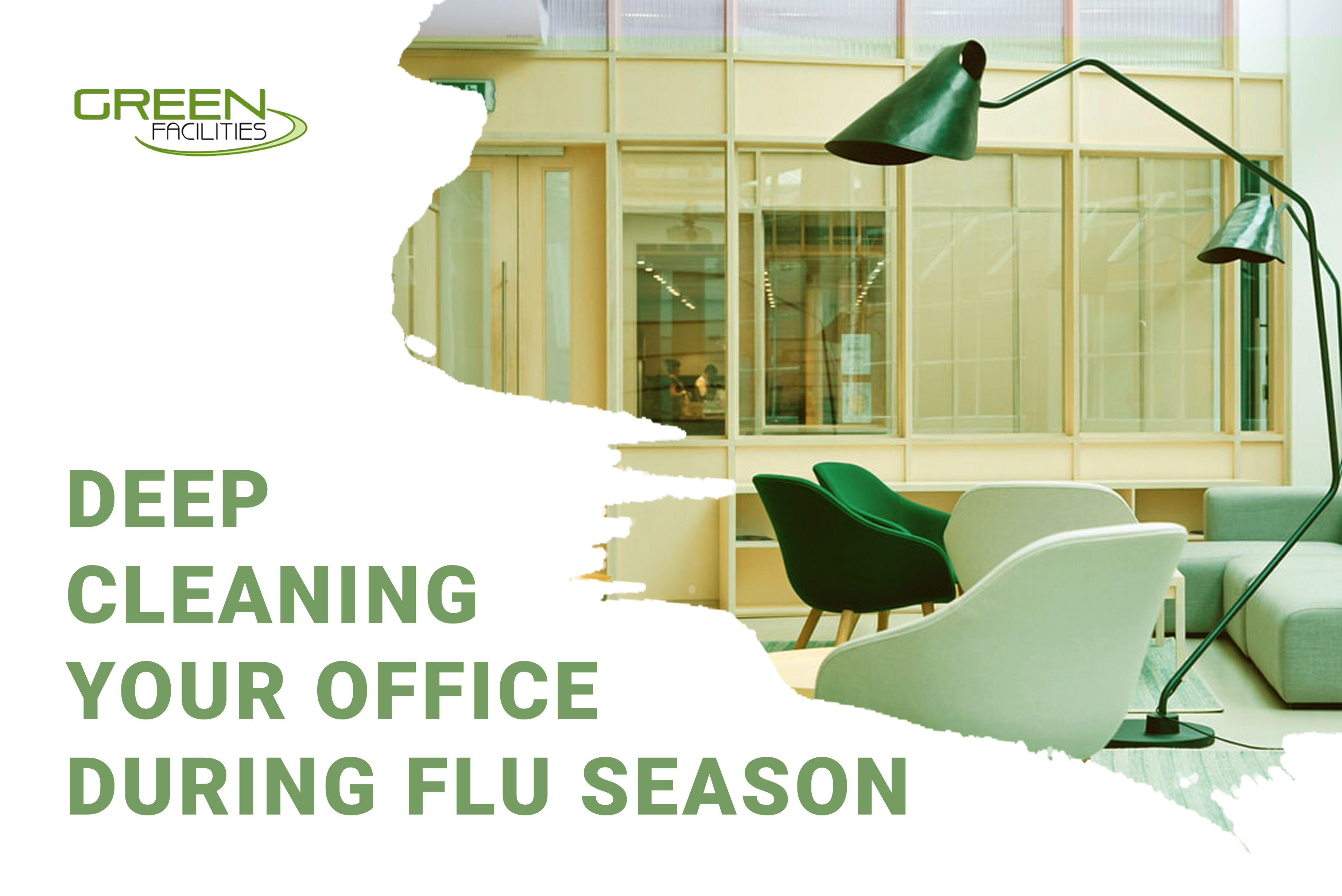 Deep Cleaning Your Office During Flu Season