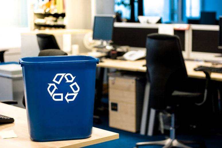 Top Tips for Office Recycling - How to Reduce Your Wastage