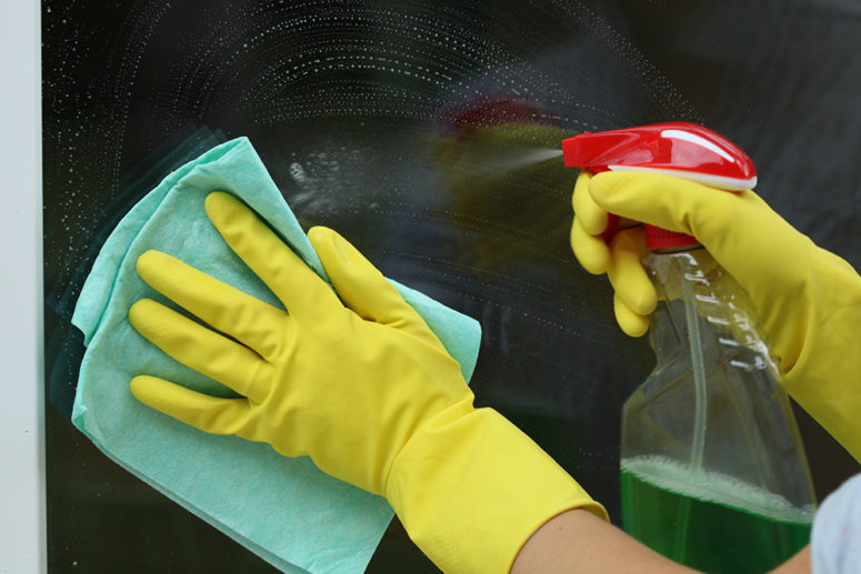 Difference Between Traditional and Green Cleaning Products