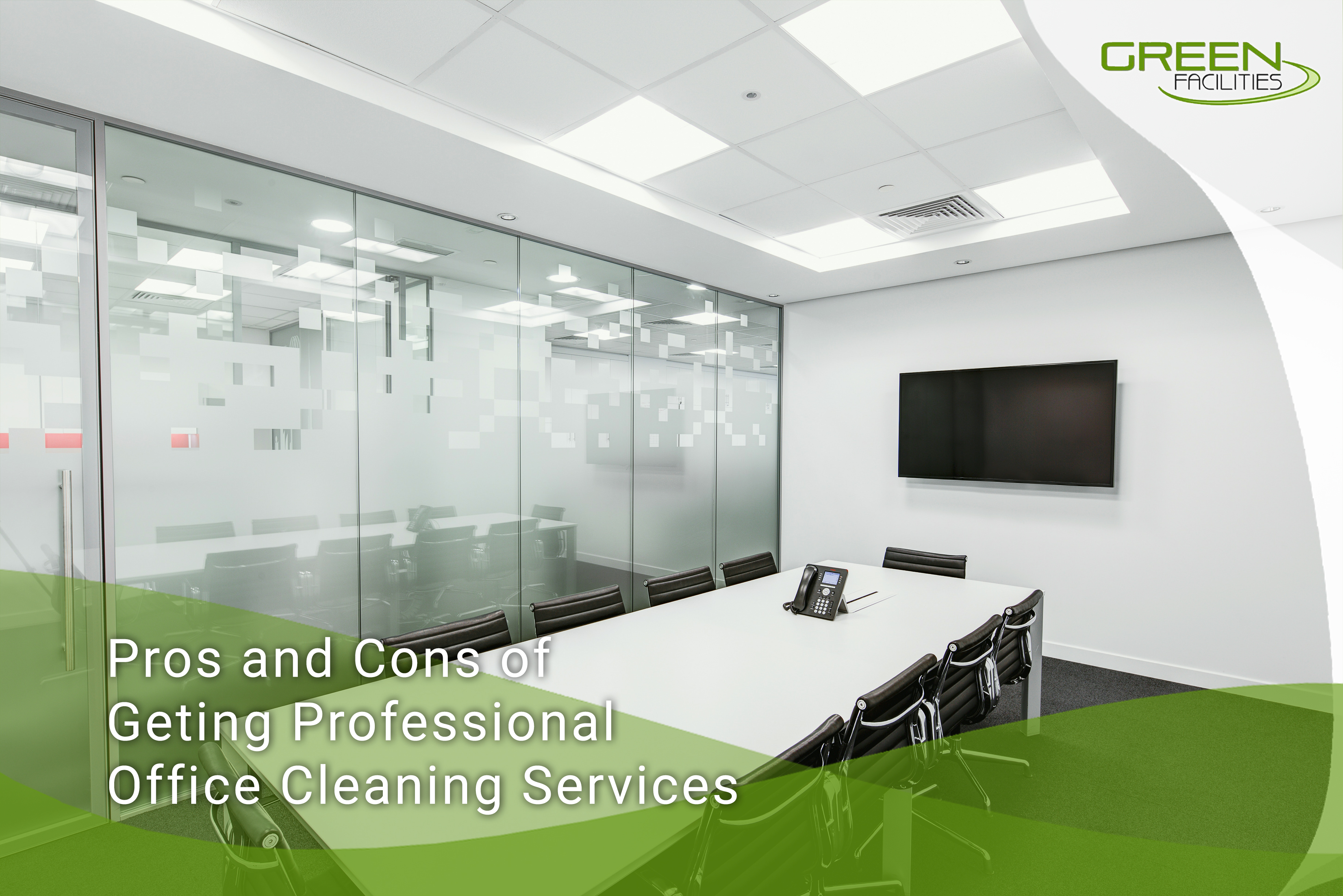Pros and Cons of Getting Professional Office Cleaning Service
